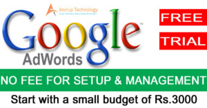 free-trial adwords