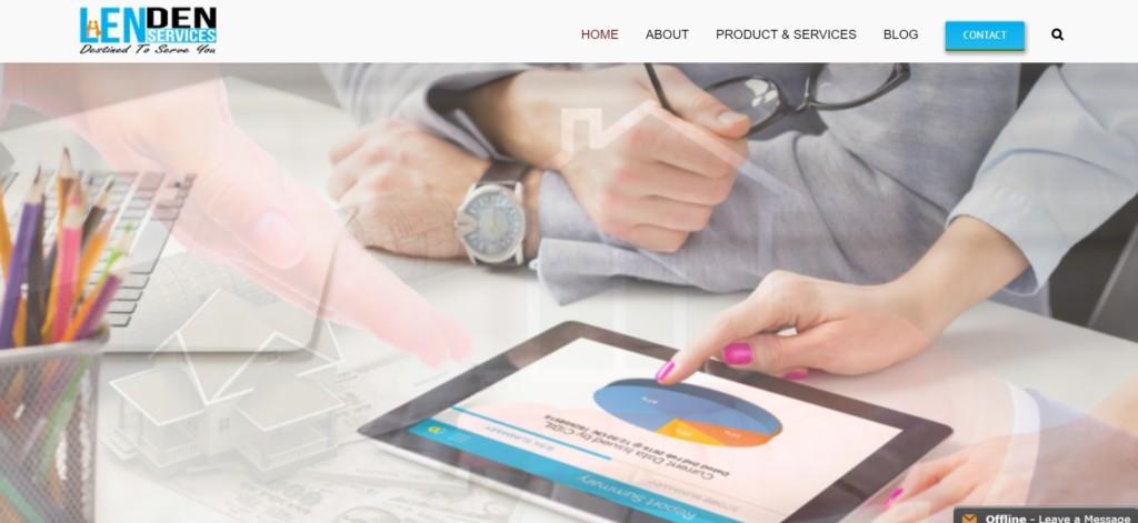 lenden-services-website-seo