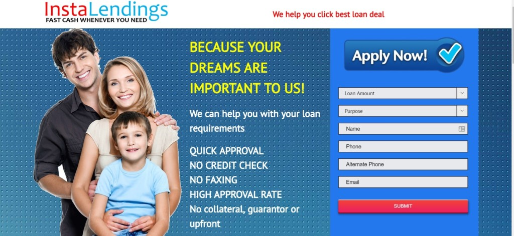 instalendigins-ppc-website