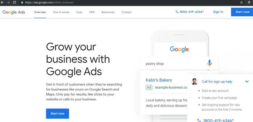Google Ads Adwords