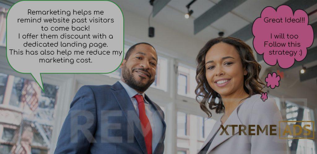 Remarketing-ads